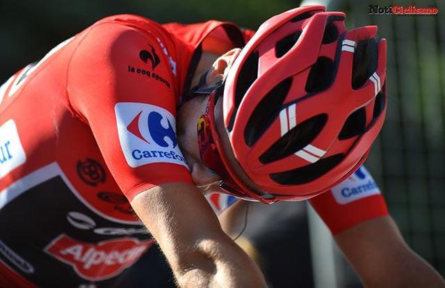 Tom Dumoulin - Vuelta España 2015