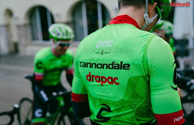 Cannondale-Drapac - Slipstream Sports