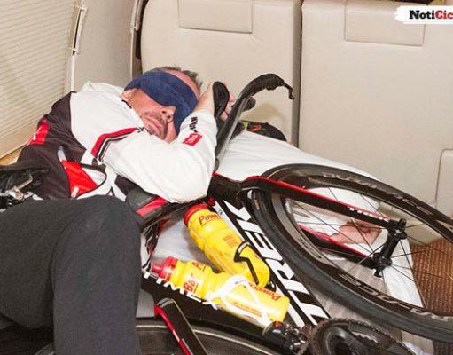 Los ciclistas están emocionalmente ligados a sus bicicletas
