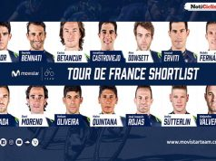Movistar Team - Tour de Francia