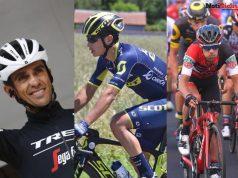 Porte, Contador y Chaves pasan por las primeras etapas de Dauphiné