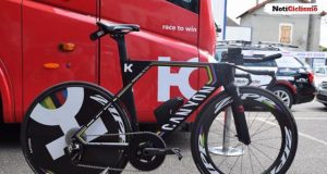 Tony Martin Custom Painted - Canyon Speedmax CF SLX