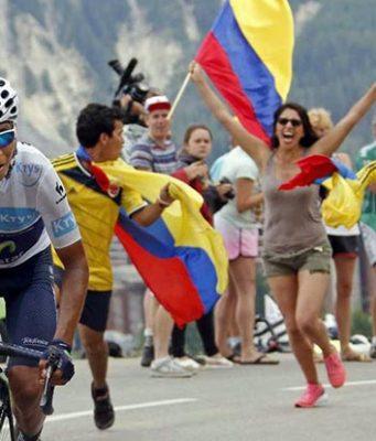"""El Tour de Francia le rinde homenaje a los """"Escarabajos"""" colombianos"""