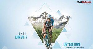 Critérium du Dauphiné 2017: Recorrido y perfiles de las etapas