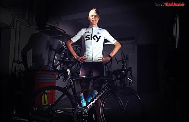 Team Sky - Tour de Francia 2017