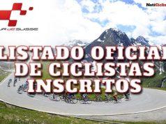 Tour de Suiza 2017: Listado oficial de ciclistas inscritos