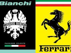 Bianchi y Ferrari anuncian asociación
