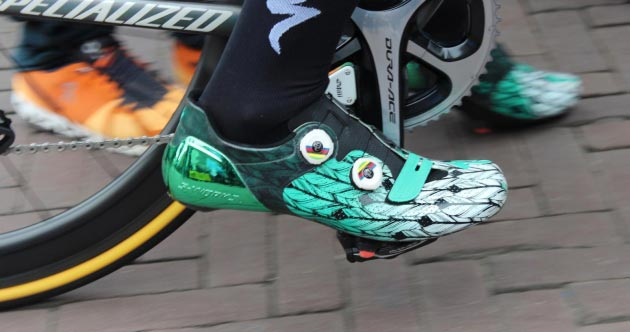 Peter Sagan's Specialized S-Works 6s