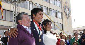 Luis Quintana, padre de Nairo Quintana