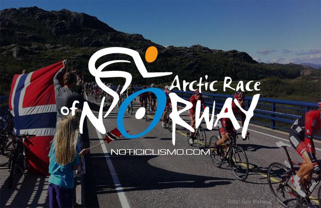 Arctic Race de Noruega - Portada