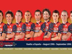 Bahréin-Mérida - La Vuelta a España