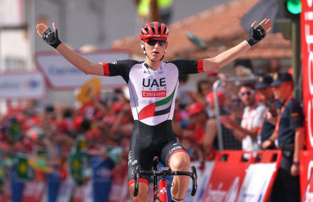 Matej Mohoric (UAE Team Emirates)