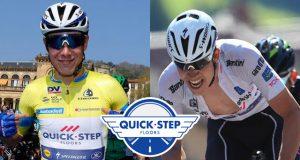 Quick-Step Floors para la Vuelta a España