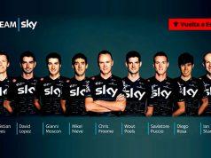Team Sky - Vuelta a España