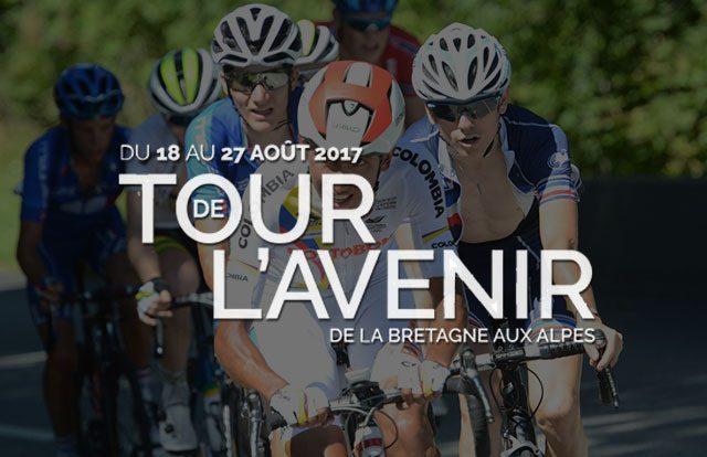 Tour de l'Avenir 2017 - Portada