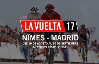 Vuelta a España 2017 - Portada