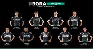 Bora-Hansgrohe para la Vuelta a España 2017