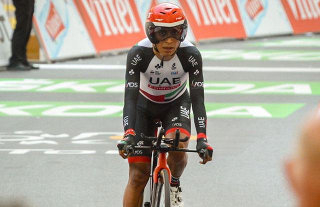 Darwin Atapuma (UAE Team Emirates)