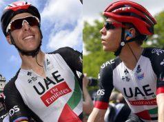 Rui Costa y Meintjes lideran el UAE Team Emirates en la Vuelta a España