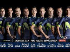 Movistar Team - Vuelta a España