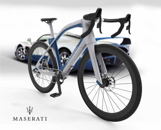 Diavelo Maserati MC Race e-Bike