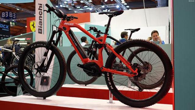Ducati e-MTB
