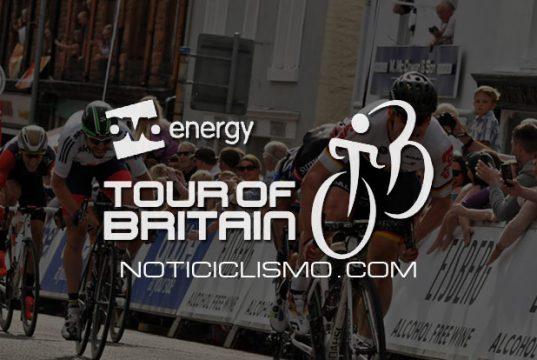 Tour de Gran Bretaña 2017