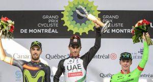 Gran Premio de Montreal 2017 - Podio
