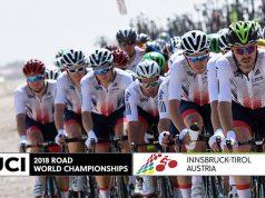 Perfil de los campeonatos mundiales de Ruta UCI 2018 en Innsbruck-Tirol