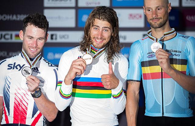 Mundiales de Ciclismo - Podoi 2016