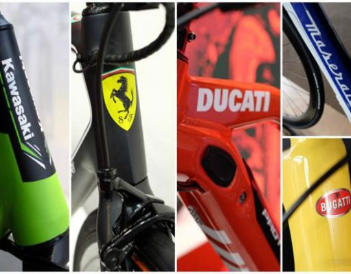 5 desastrosas bicis producto de la colaboración de fabricantes icónicos de los automotores