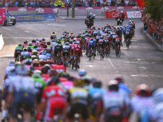 Pelotón de ciclistas - UCI