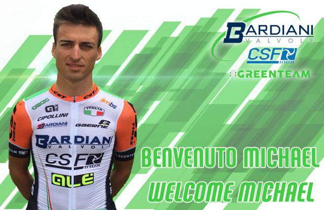 Michael Bresciani (Bardiani-CSF)