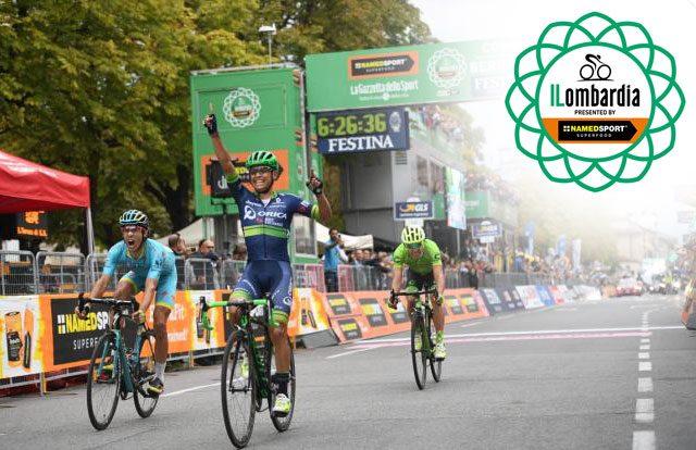 Giro de Lombardía 2017 - Portada