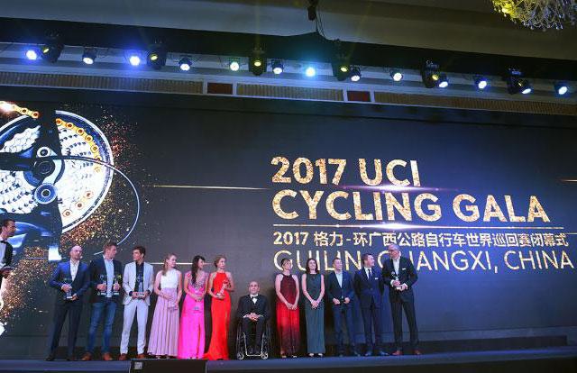 Gala de la UCI 2017