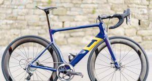 Aqua Blue Sport 3T Strada 2018