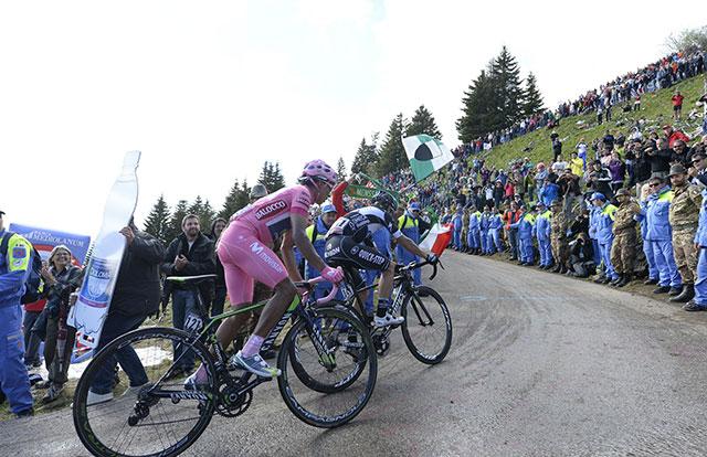 El temible Monte Zoncolan será protagonista en el Giro de Italia 2018