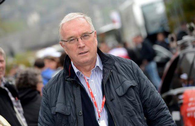 Pat McQuaid - UCI