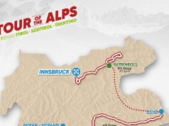 Tour de los Alpes 2018 - Portada