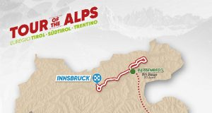 Tour de los Alpes 2018 - Portada