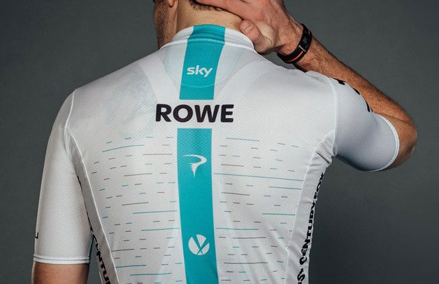 Team Sky revela su nueva camiseta para la temporada 2018