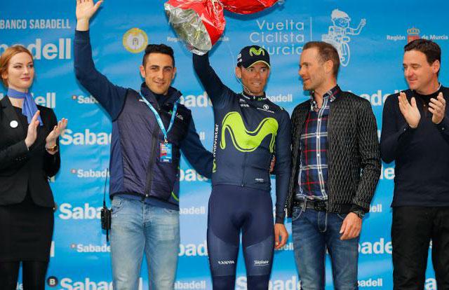 Alejandro Valverde - Vuelta a Murcia