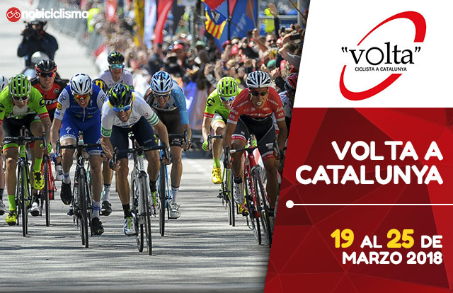 Volta a Catalunya 2018