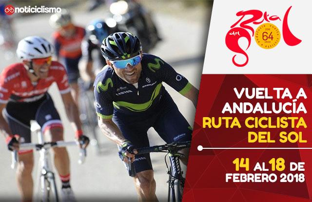Vuelta a Andalucía Ruta Ciclista Del Sol 2018