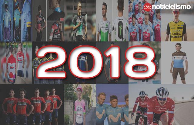 Team WorldTour - Kit 2018