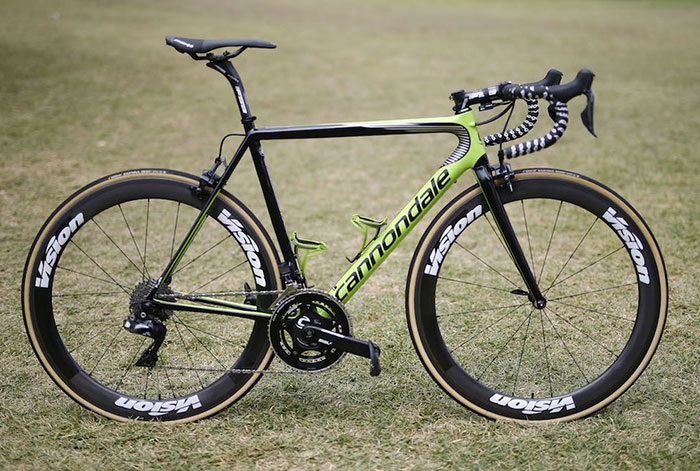 EF Education First-Drapac Cannondale Supersix