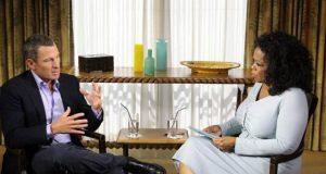Lance Armstrong y Oprah Winfrey