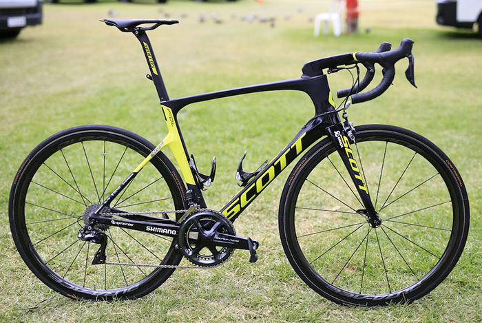 Mitchelton-Scott Foil