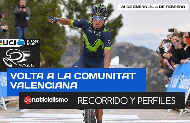 Volta a la Comunitat Valenciana 2018