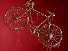 Chocolate negro en el ciclismo